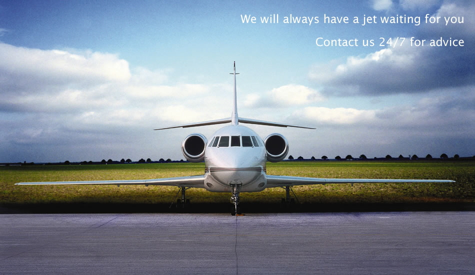 Jet Hire Jersey  Private Plane Charter Jersey